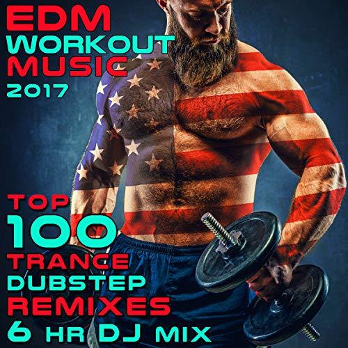 EDM Dubstep Big Burn Drum & Bass Fitness, Pt. 18 (178 BPM Gym Jams 2016 DJ Mix Edit)