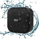 MIFA - Altoparlante Portatile Bluetooth 4.2 TWS e DSP con Supporto Micro SD e Jack 3.5mm (Nero)