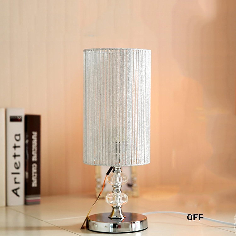 GBT Kreative Moderne Mode tischlampe Schlafzimmer Nacht Studie Schreibtisch tischlampe, 2 Farben, 2 Schalter whlbar,1-DImmer Schalter