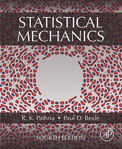 Statistical Mechanics (English Edition)