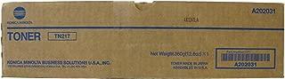 Konica-Minolta TN217 Original Brand (OEM) Toner: Black A202031