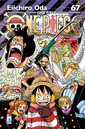 One piece. New edition (Vol. 67)