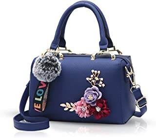 NICOLE&DORIS New handbags for women purse top handle bags floral handbags bags