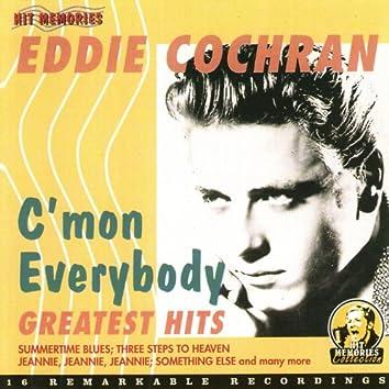 C'mon Everybody (Greatest Hits)