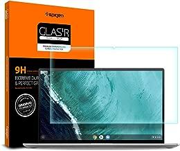 Spigen Tempered Glass Screen Protector Designed for Asus Chromebook Flip C434TA (14inch) [1PACK]