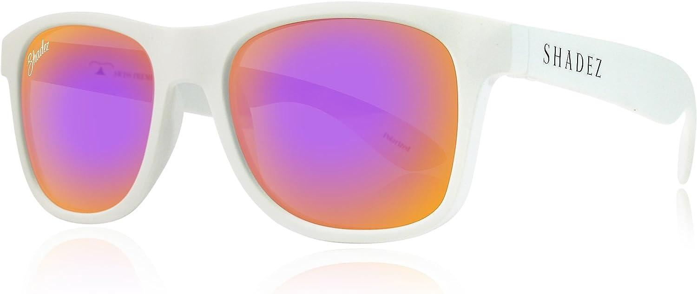 Max 77% OFF SHADEZ Kids Polarized Flex Frame UV Aviator Deluxe Prot 100% Sunglasses