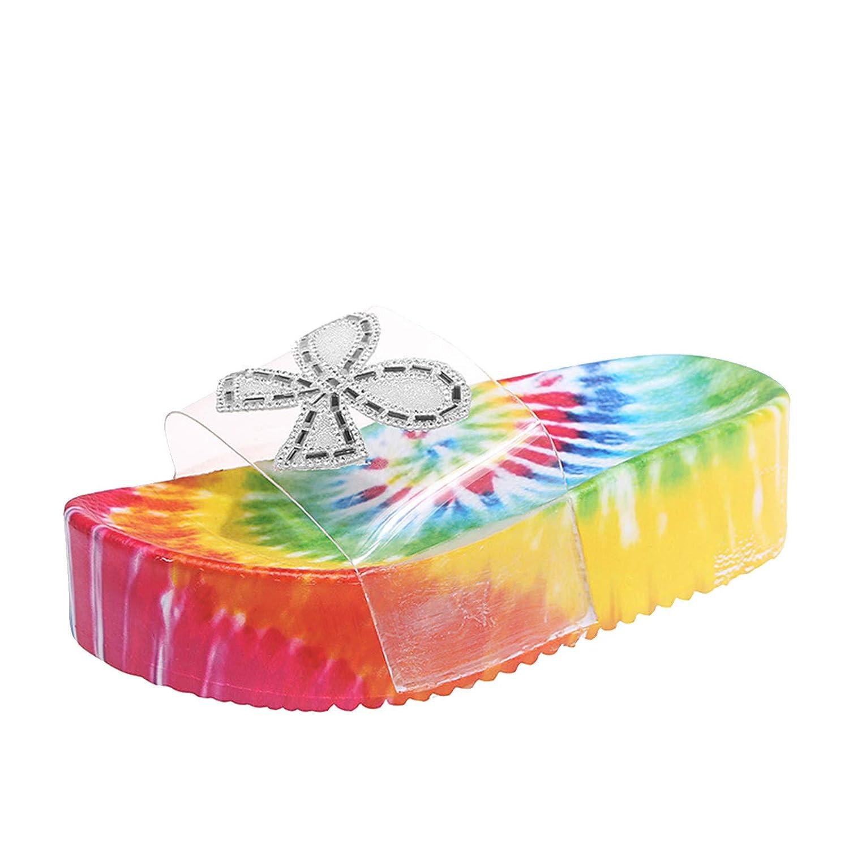 Women Sandals Summer Sale Max 46% OFF SALE% OFF Transparent Waterproof Wed Platform