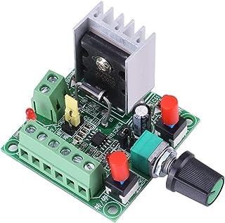 Fdit Controlador de motor paso a paso PWM generador de señal de pulso placa regulador de velocidad para electricidad industrial