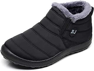 Mens Waterproof Winter Boots No-Slip Light Weight