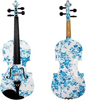 Set Violin ABMBERTK,1//4 Violon Student Violin Scrub Violin Natural Color Violin Beginner Other
