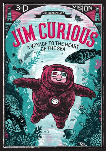 Jim Curious: A Voyage to the Heart of the Sea in 3-D...