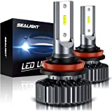SEALIGHT Scoparc S1 H11/H8/H9 LED Headlight Bulbs