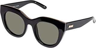 Le Specs. AIR HEART womens BLACK / GOLD eyewear