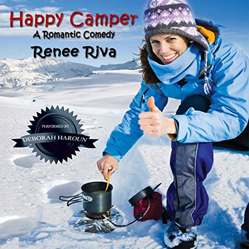 Happy Camper audiobook cover art