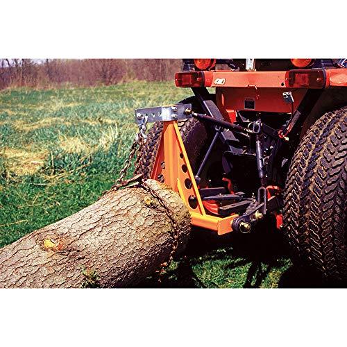 Norwood Log Skidder Tractor Attachment - Model Number 41255 Log Hog