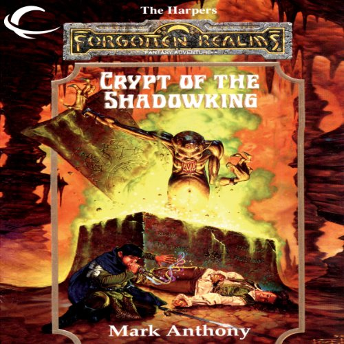 Crypt of the Shadowking cover art