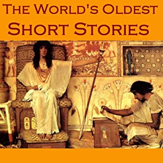 The World's Oldest Short Stories cover art