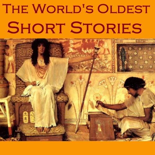 The World's Oldest Short Stories audiobook cover art