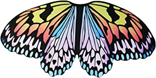 Kids Fairy Butterfly Wings Costume for Girls - Animal Dress Up Party Supplies