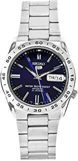 Seiko Men's SNKD99 5 Stainless Steel Blue Dial Watch
