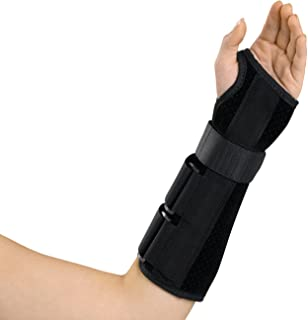 Medline Wrist and Forearm Splint, Left, Medium