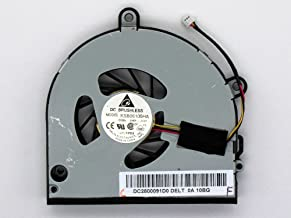 iiFix New Replacement CPU Cooling Fan For Toshiba Satellite C660-24G C660-258 C660-26Z C660-28D C660-28R C660-2D8 C660-2E1 C660-2EL C660-2JD C660-2JX