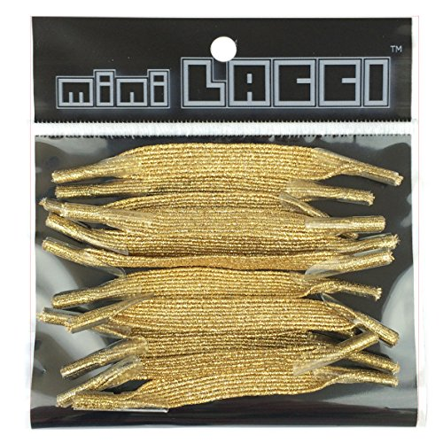 minilacci (Oro Glitter