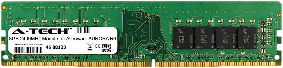 A-Tech 8GB Module for Alienware Aurora R6 Desktop & Workstation Motherboard Compatible DDR4 2400Mhz Memory Ram (ATMS267667A25820X1)