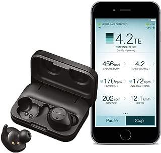Jabra Elite Sport Bluetooth Wireless In-Ear Stereo Earbuds - Black