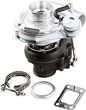 maXpeedingrods T04E T3/T4 .63A/R Turbo Turbocharger Compressor 420+HP Internal Wastegate V-BAnd