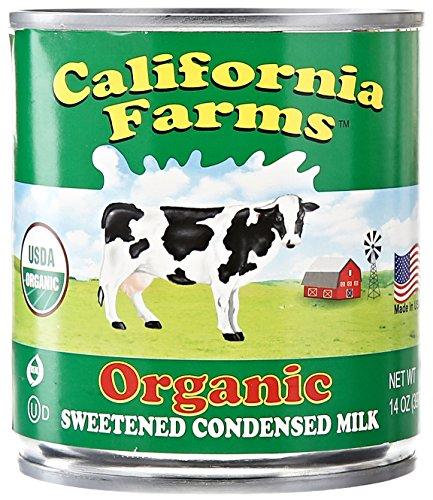 Organic Sweetened Condensed Milk, 14 Oz