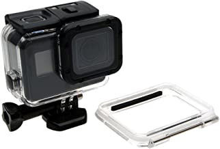 Meijunter 60M Waterproof Case for GoPro Hero 6/Hero 5 Black Camera, Underwater Housing Diving Protective Shell Case with Hollow Back Cover Accessories