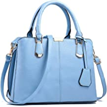 Purses and Handbags for Women Fashion Messenger Bag Ladies PU Leather Top Handle Satchel Shoulder Tote Bags