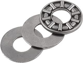 Uxcell a13042400ux0563 8mm x 19mm x 3.5mm Needle Roller Thrust Ball Bearing AXK0819