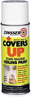 Zinsser Ceiling Sealing Paint, 13 Oz, White