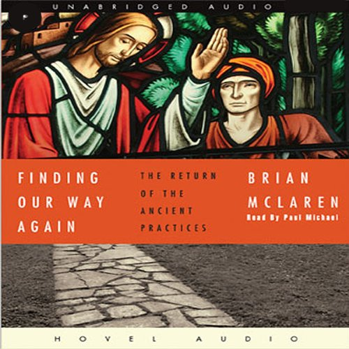 Finding Our Way Again audiobook cover art