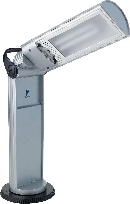 Daylight E33700  Easy-Twist Tragbare Lampe  Wei