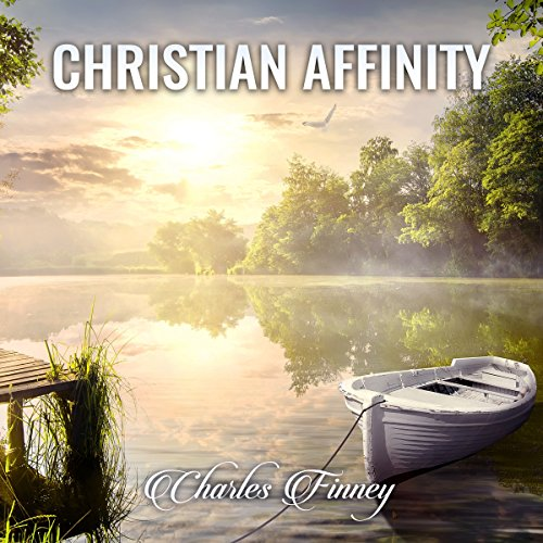 Christian Affinity audiobook cover art