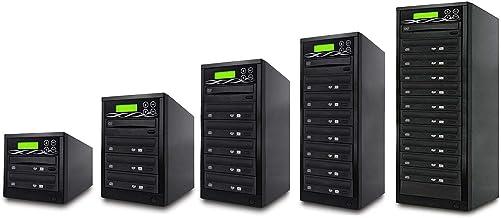 BestDuplicator Target DVD CD Duplicator with DVDRW Burners Athena Duplication Controller,..