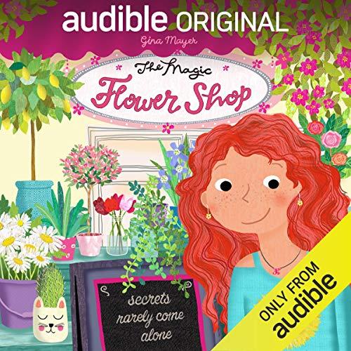 The Magic Flower Shop cover art