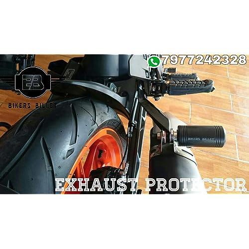 Bikers Billet KTM Exhaust Protector