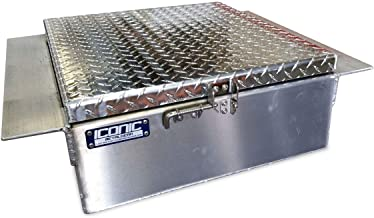 aluminum in frame tool box