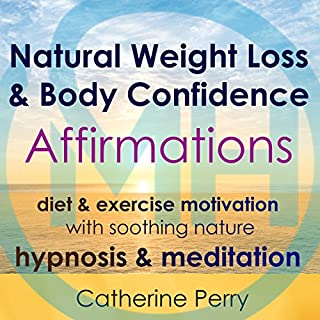 Natural Weight Loss & Body Confidence Affirmations Titelbild