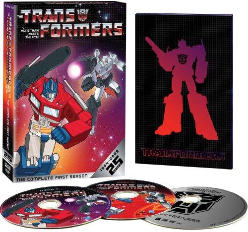 Transformers: Season 1 (25th Anniversary Edition)