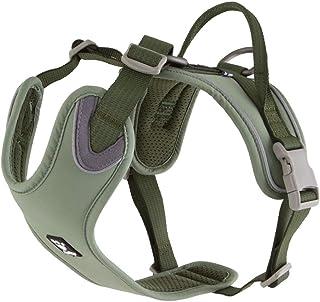 Hurtta Weekend Warrior ECO Dog Harness , Hedge, 32-39 in