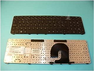 IFINGER Teclado Espa/ñol con /Ñ HP Pavilion dv7-6c06ss dv7-6c07ss dv7-6c54ss Keyboard