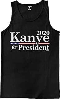 Kanye for President 2020 - Election Candidate Men's Tank Top