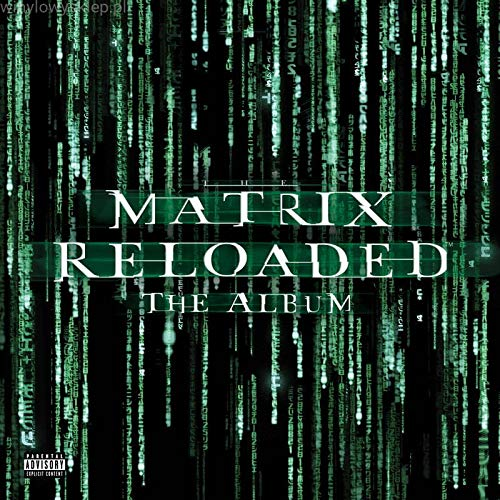 Varios -Matrix Reloaded Bso (Green) (LP-Vinilo)