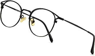 Cyxus Gafas Ojos de Gato, Gafas Luz Azul para Ordenador - #2020 Tendencia, Contra la Fatiga Ocular y el Dolor de Cabeza pa...