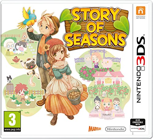 Story Of Seasons [Importacin Inglesa]